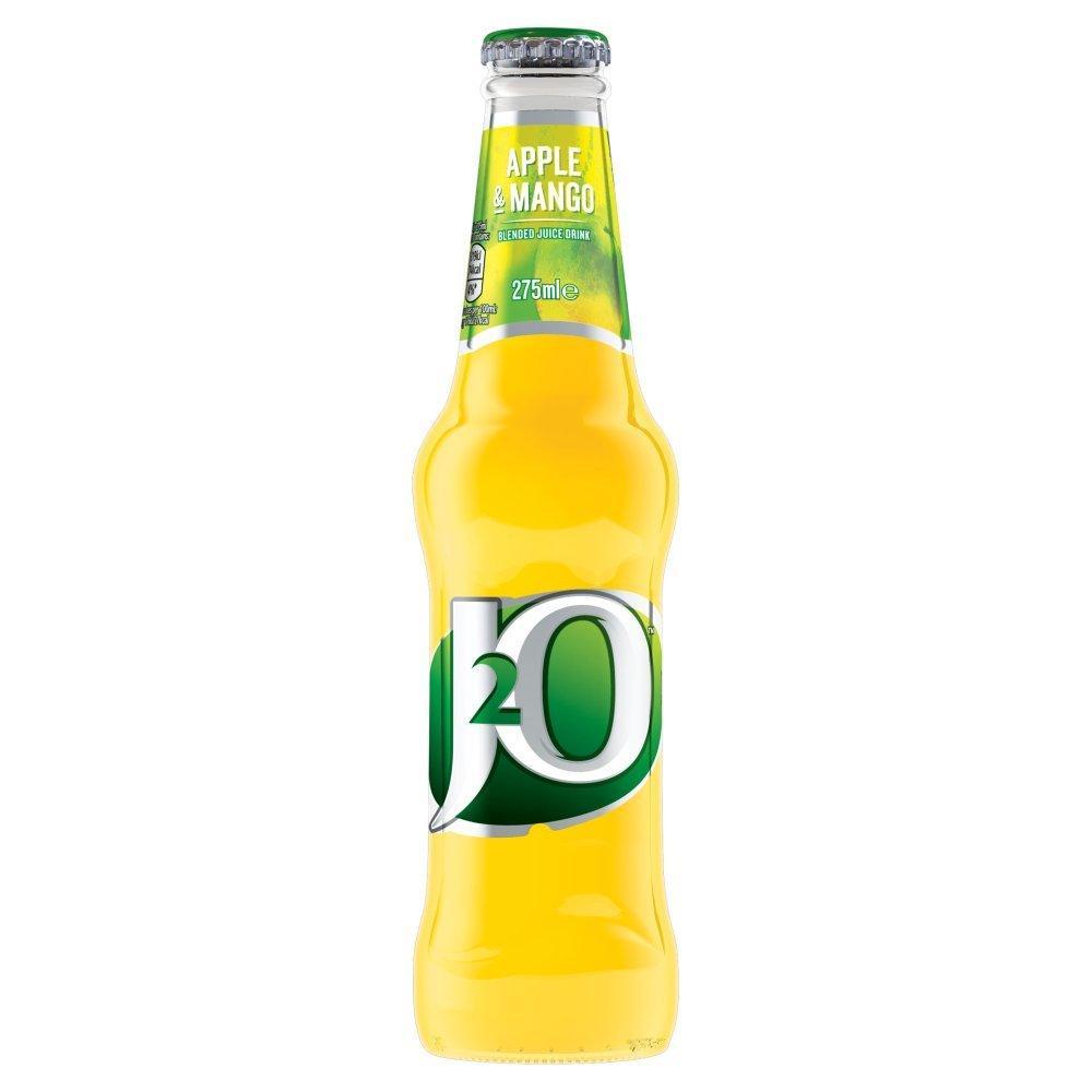 J20 Apple and Mango Juice Drink 275ml