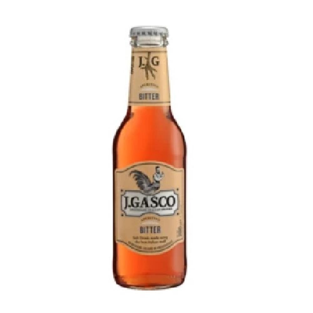 SALE  J Gasco Bitter Soft Drink 200ml