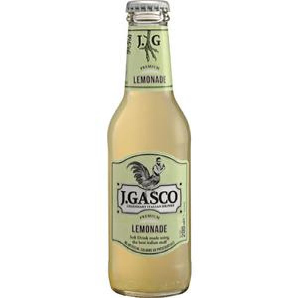 J Gasco Lemonade 200ml
