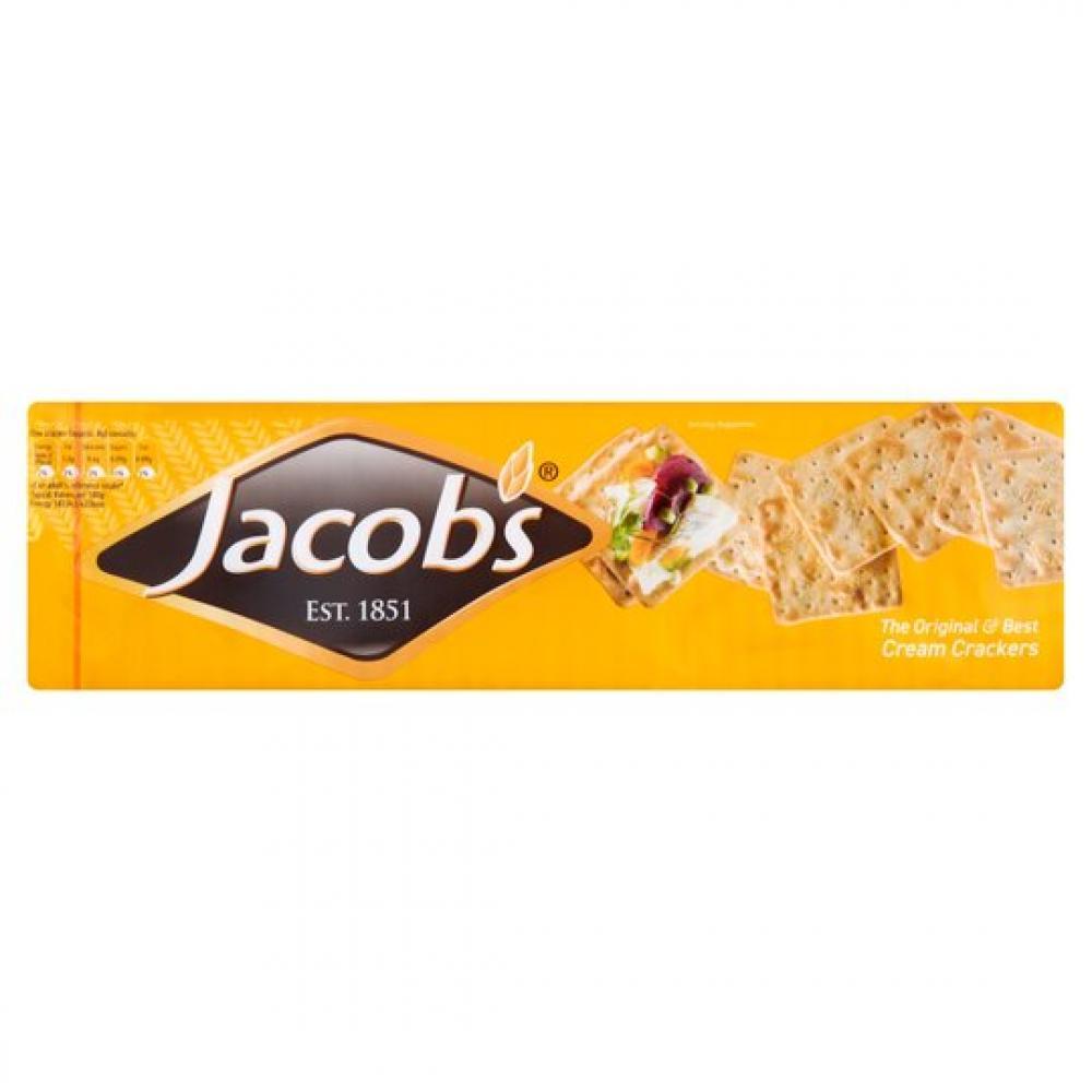 Jacobs Cream Crackers 300g