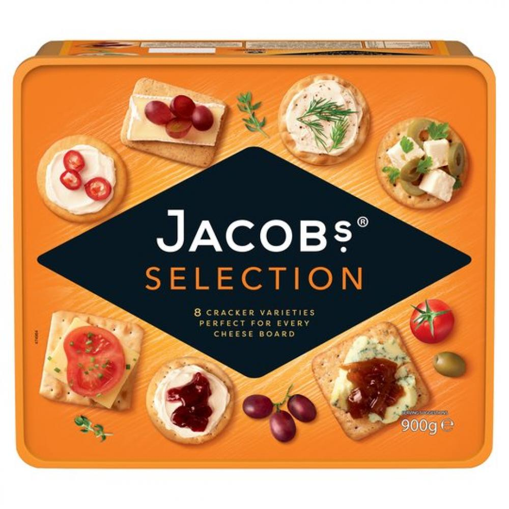 Jacobs The Selection 900g