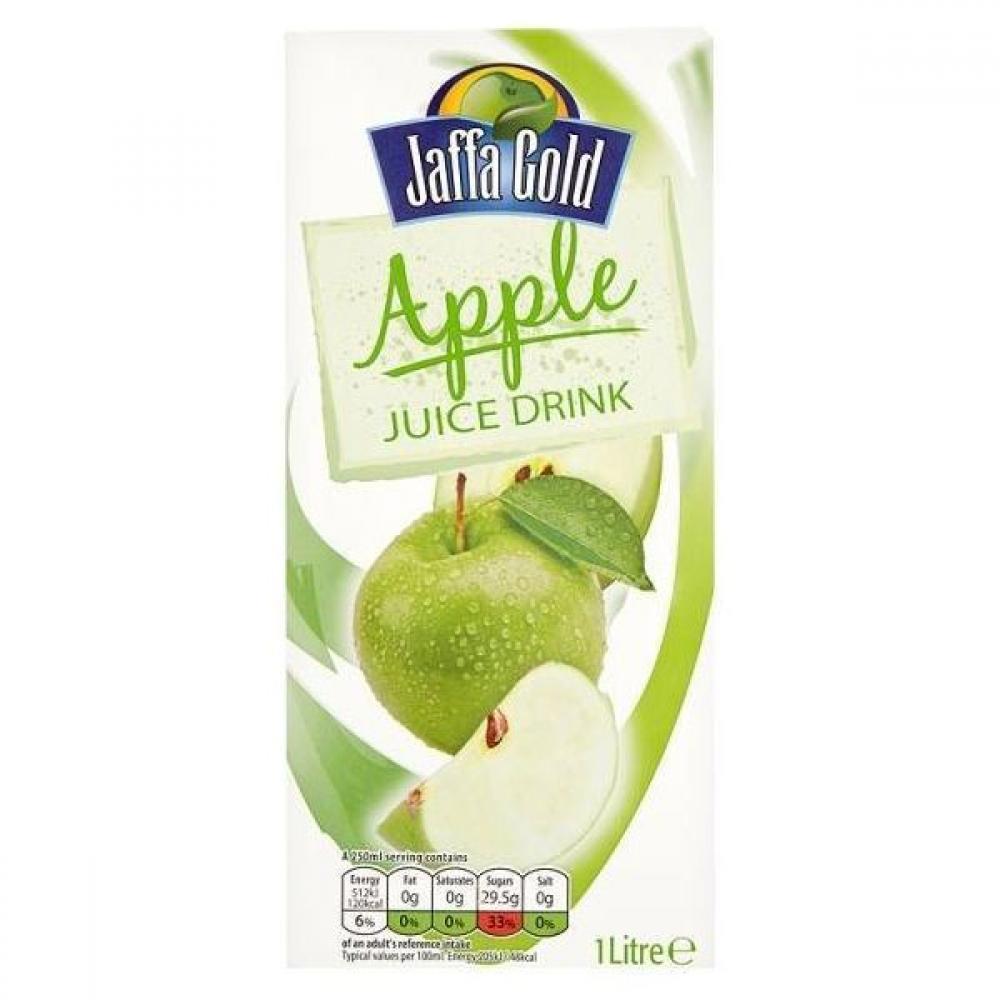 Jaffa Gold Apple Juice Drink 1 Litre