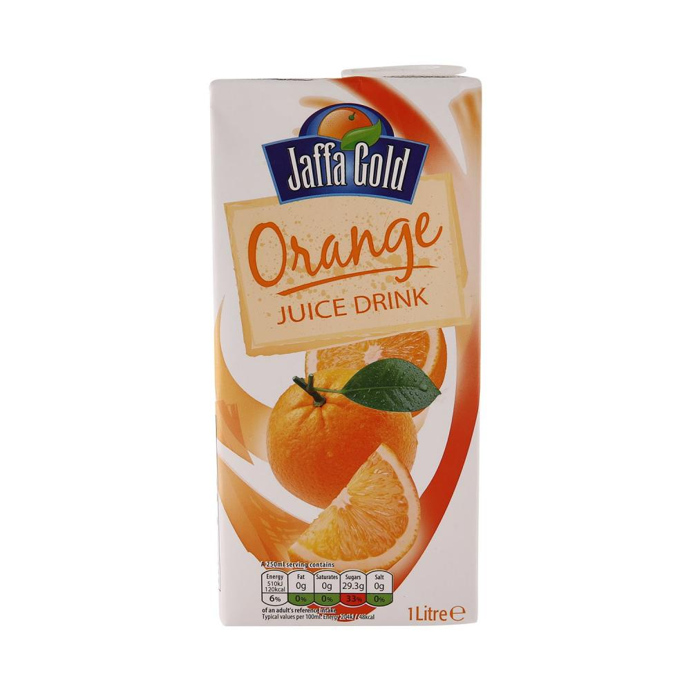 Jaffa Gold Orange Juice Drink 1 Litre