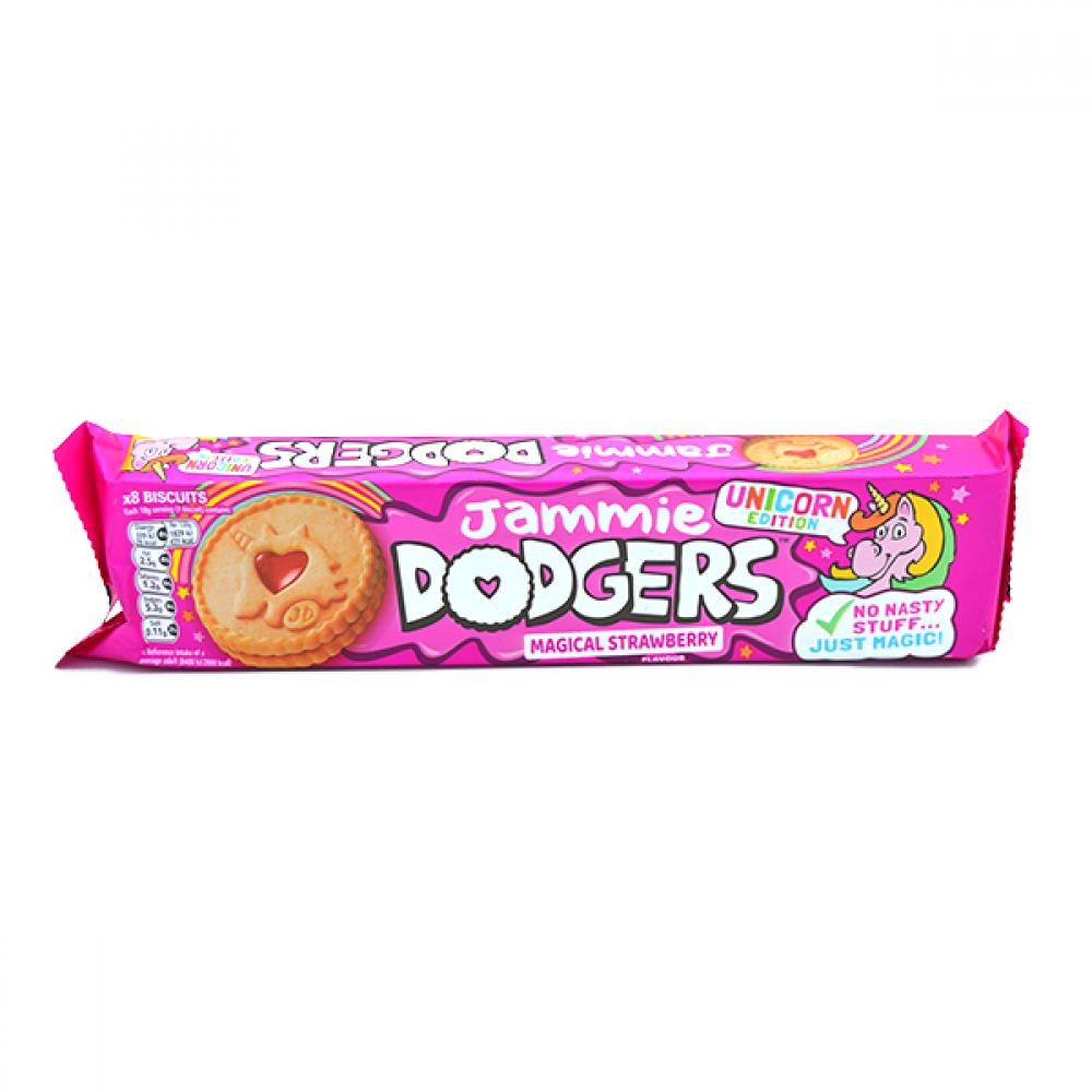 Jammie Dodgers Magical Strawberry Flavour 140g