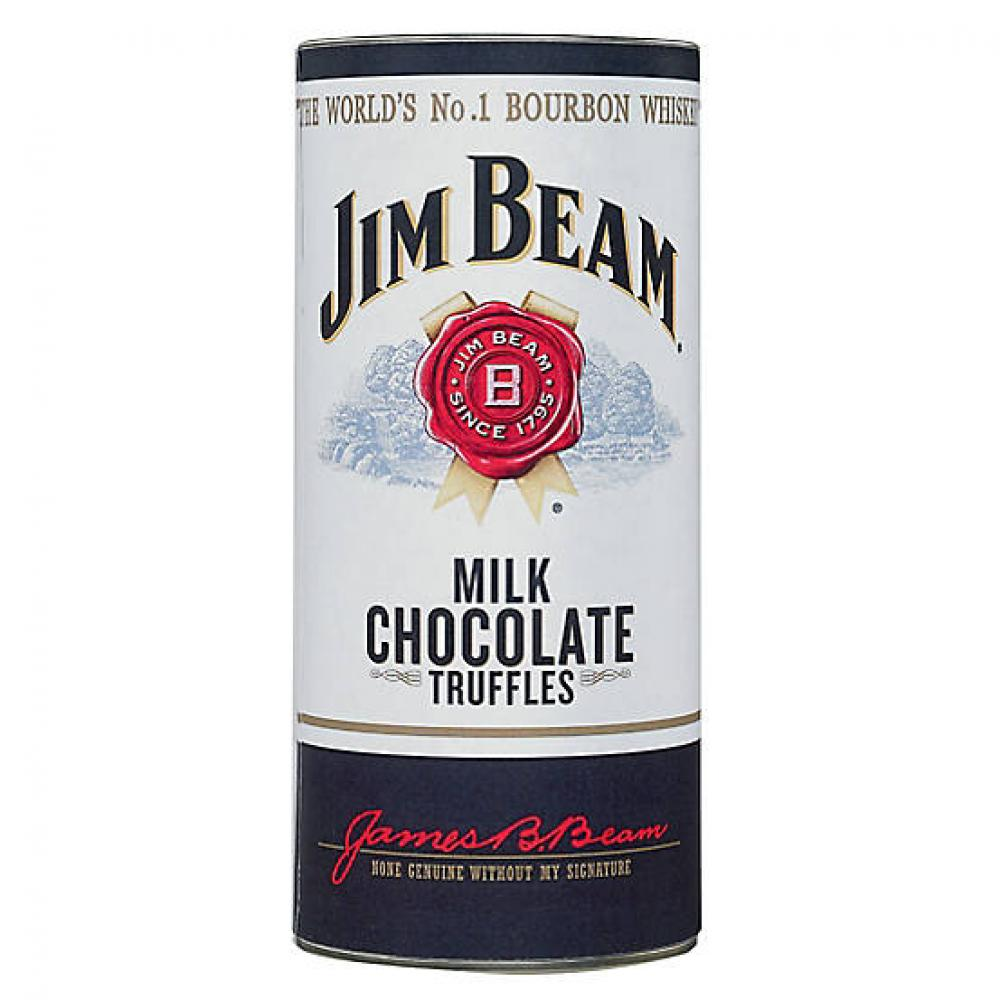 Jim Beam Milk Chocolate Truffles 200g
