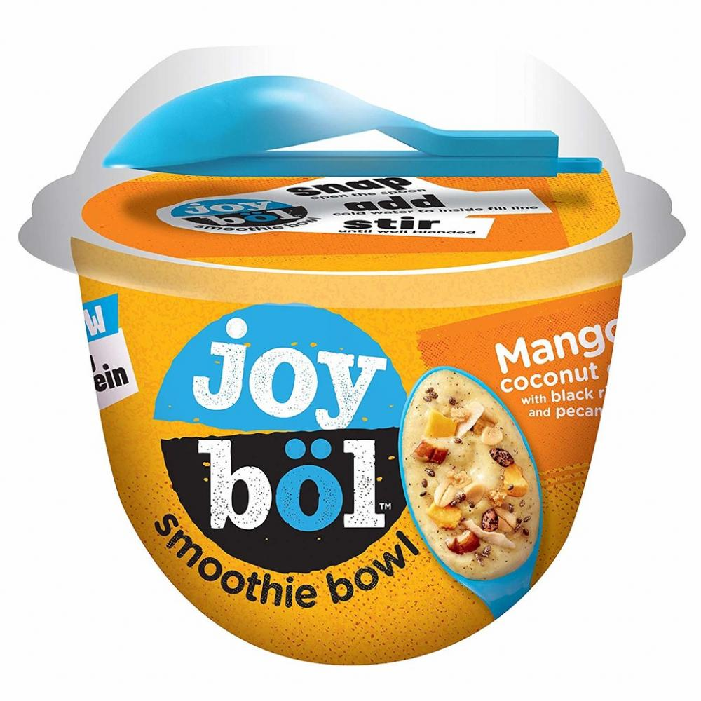 BLACK FRIDAY SPECIAL  Joybol Mango Coconut Chia Smoothie Bowl 60g