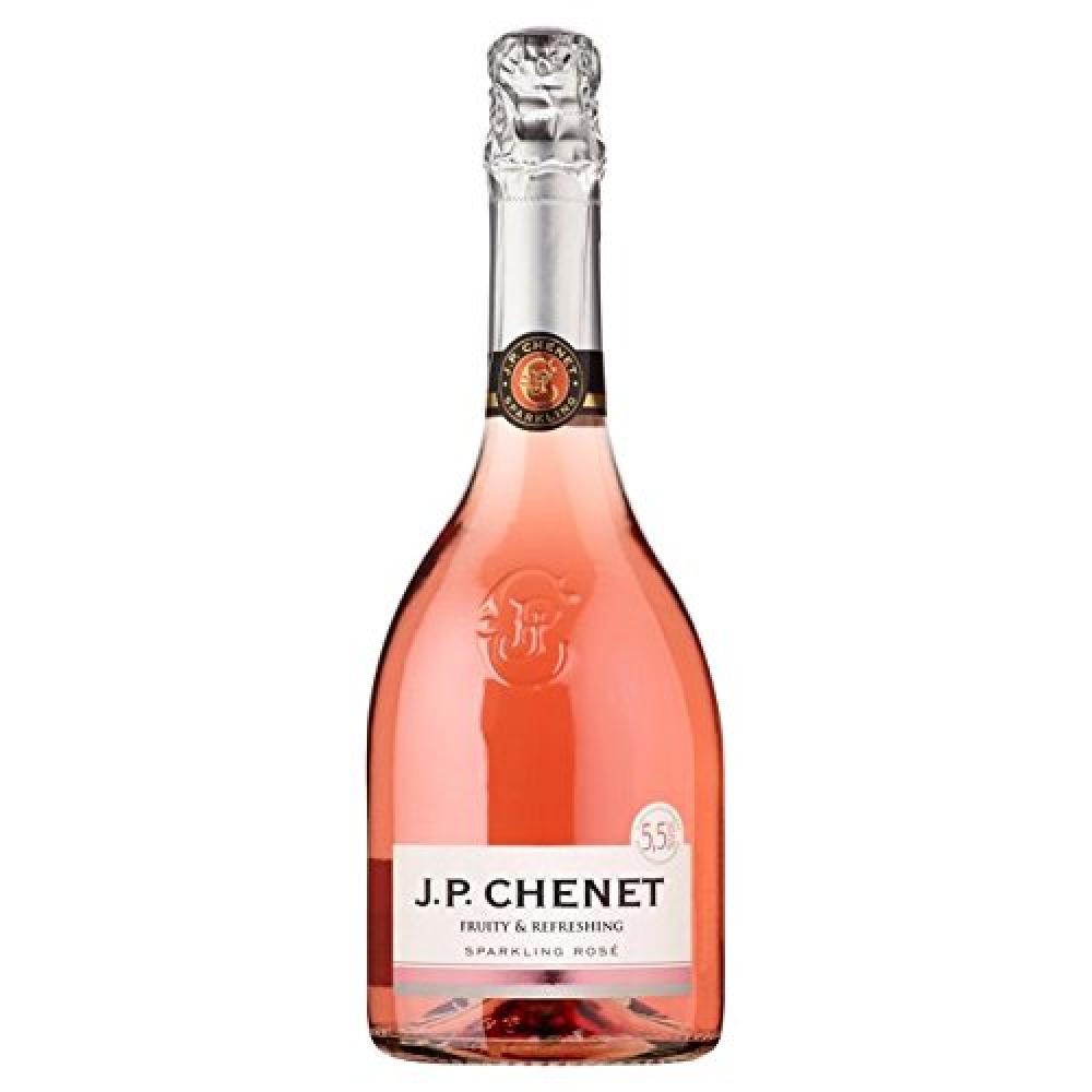 JP Chenet Sparkling Light Rose Non Vintage Wine 75cl