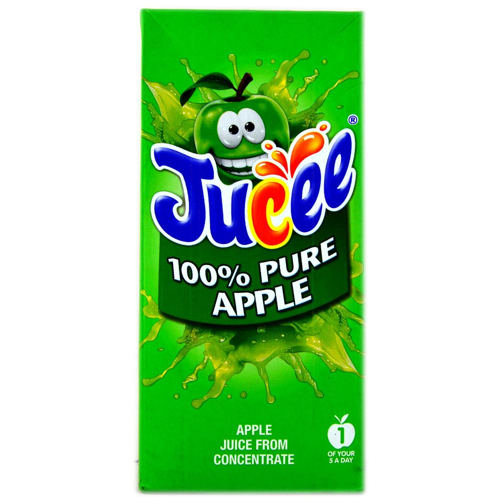 Jucee 100 Pure Apple Juice 1l