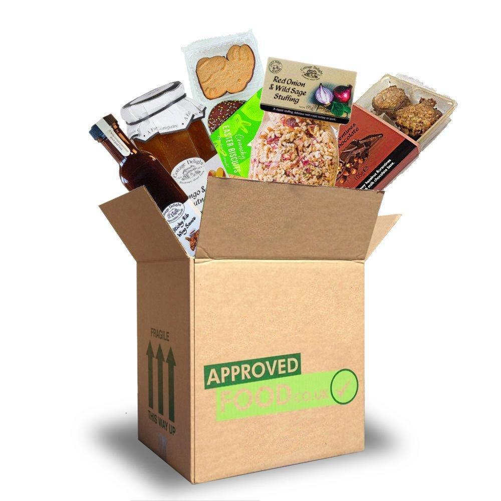 JULY SPECIAL  Approved Food Cottage Delight Savoury Box