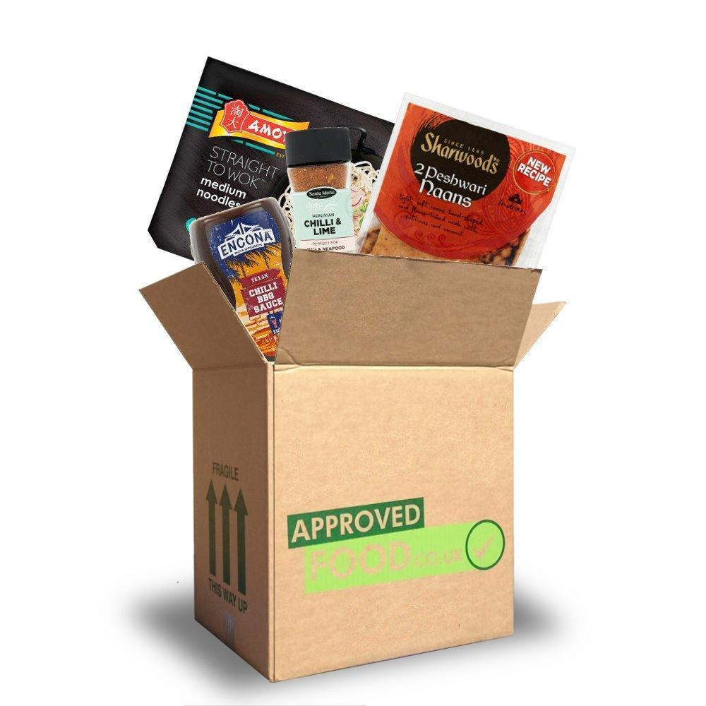 JUNE SPECIAL  Approved Food World Food Box