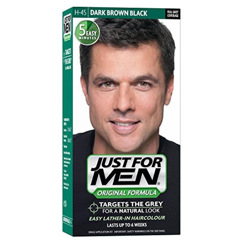 Just For Men Hair Colour Original Formula Dark Brown Black H45