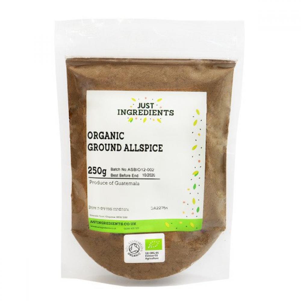 Just Ingredients Ground Allspice 250g