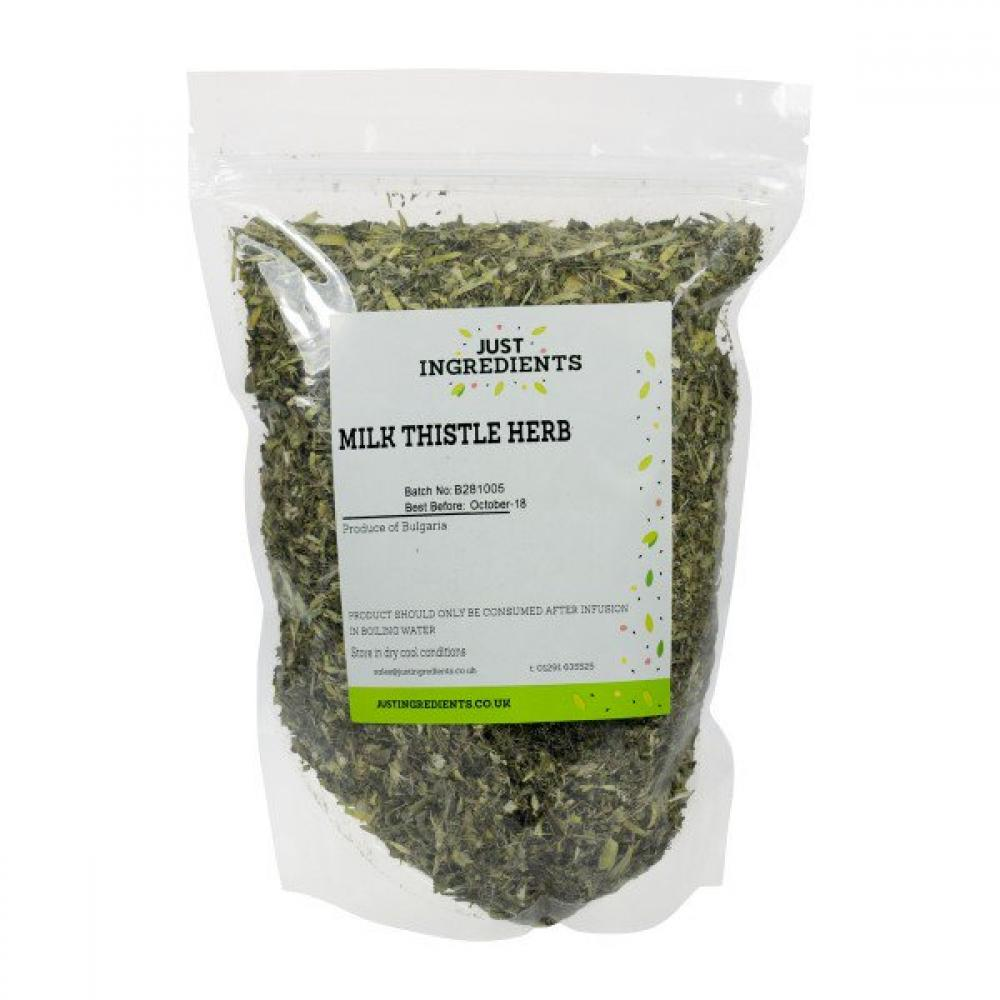 Just Ingredients Milk Thistle Herb 250g