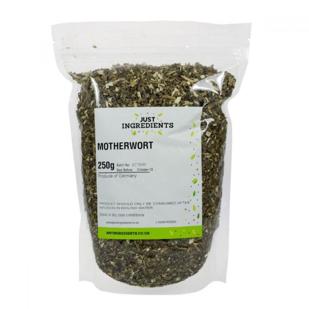 Just Ingredients Motherwort 250g