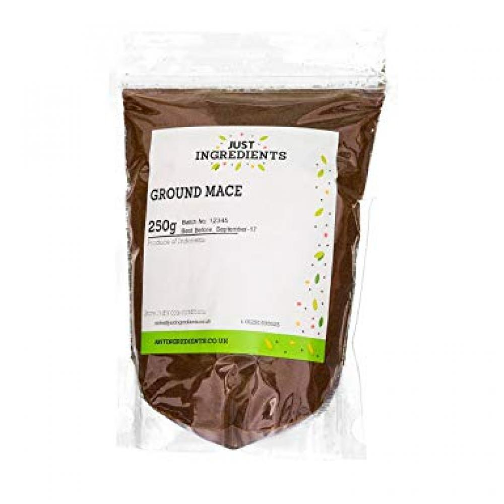 JustIngredients Organic Ground Mace 500g