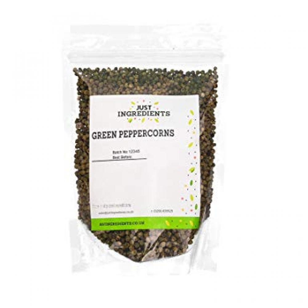 JustIngredients Premier Green Peppercorns 500g
