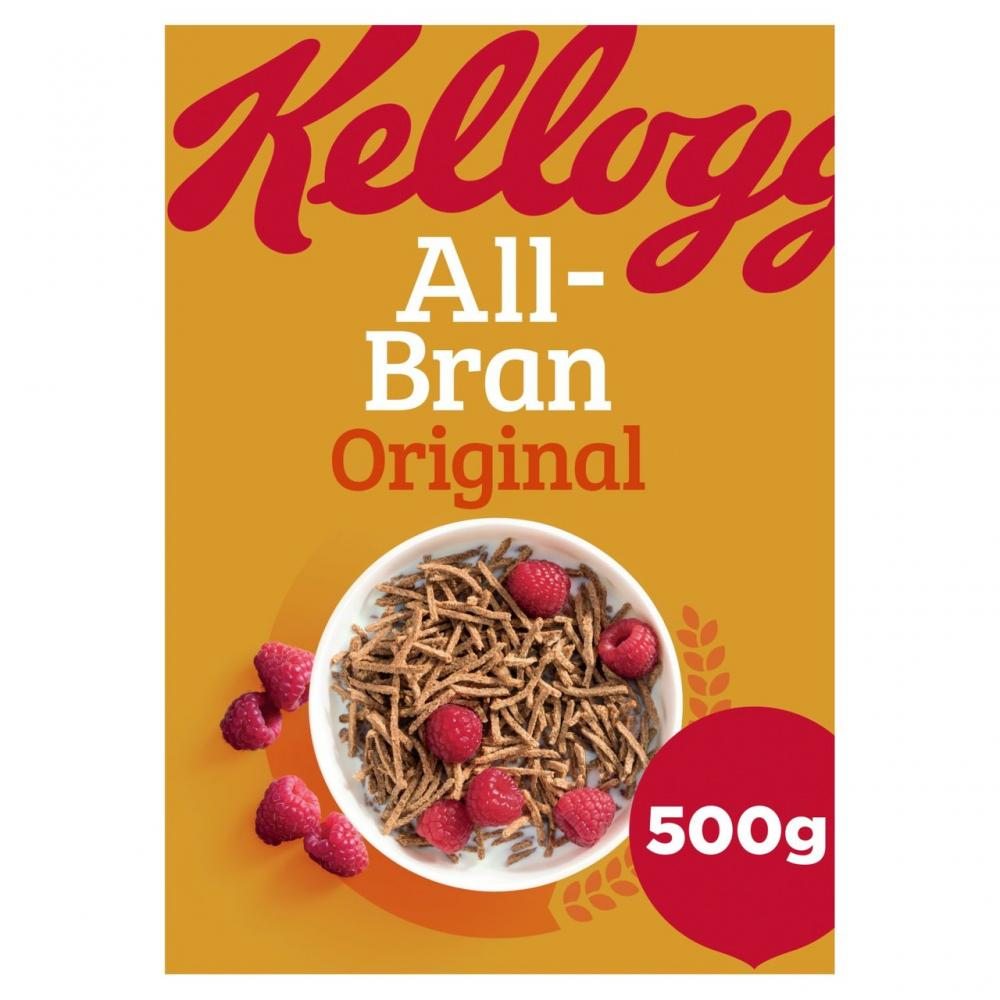 Kelloggs All Bran 500g