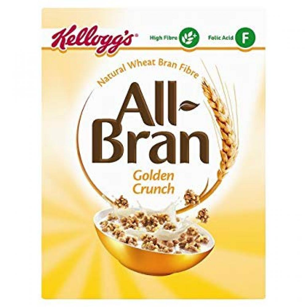 Kelloggs All-Bran Golden Crunch 390g
