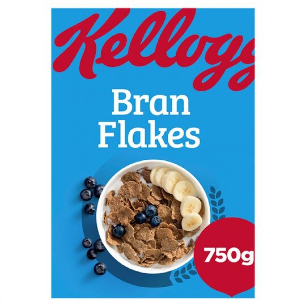 Kelloggs Bran Flakes 750g