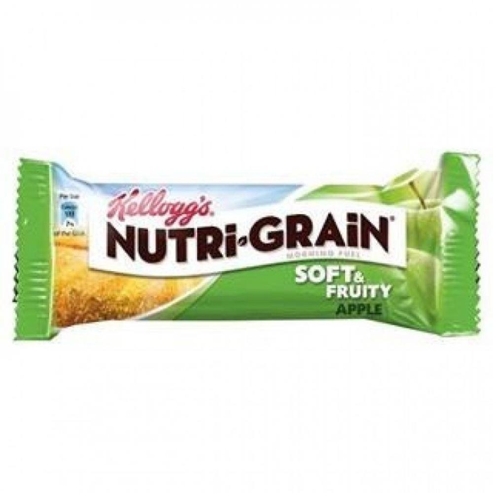 TODAY ONLY  Kelloggs Nutri Grain Apple Fruity Bar 37g