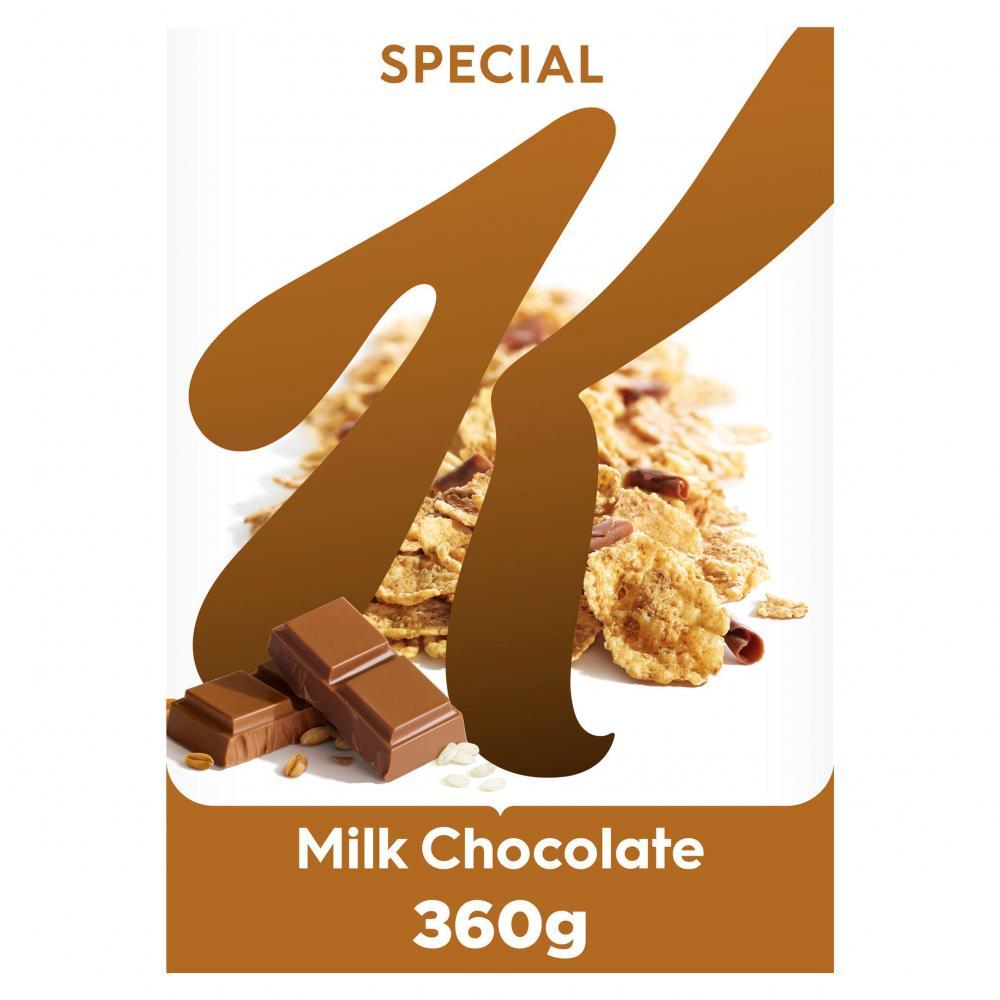 Kelloggs Special K Milk Chocolate 360g