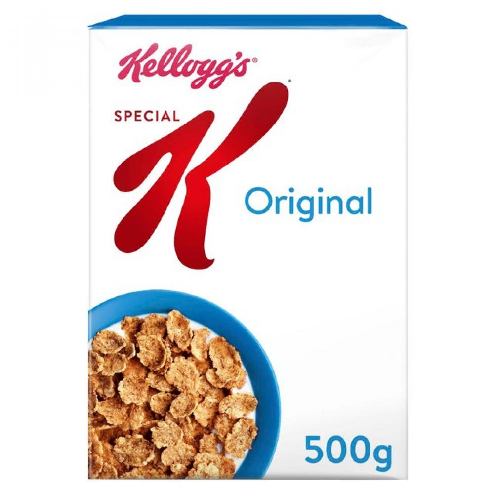 DAILY DEAL  Kelloggs Special K Original 500g