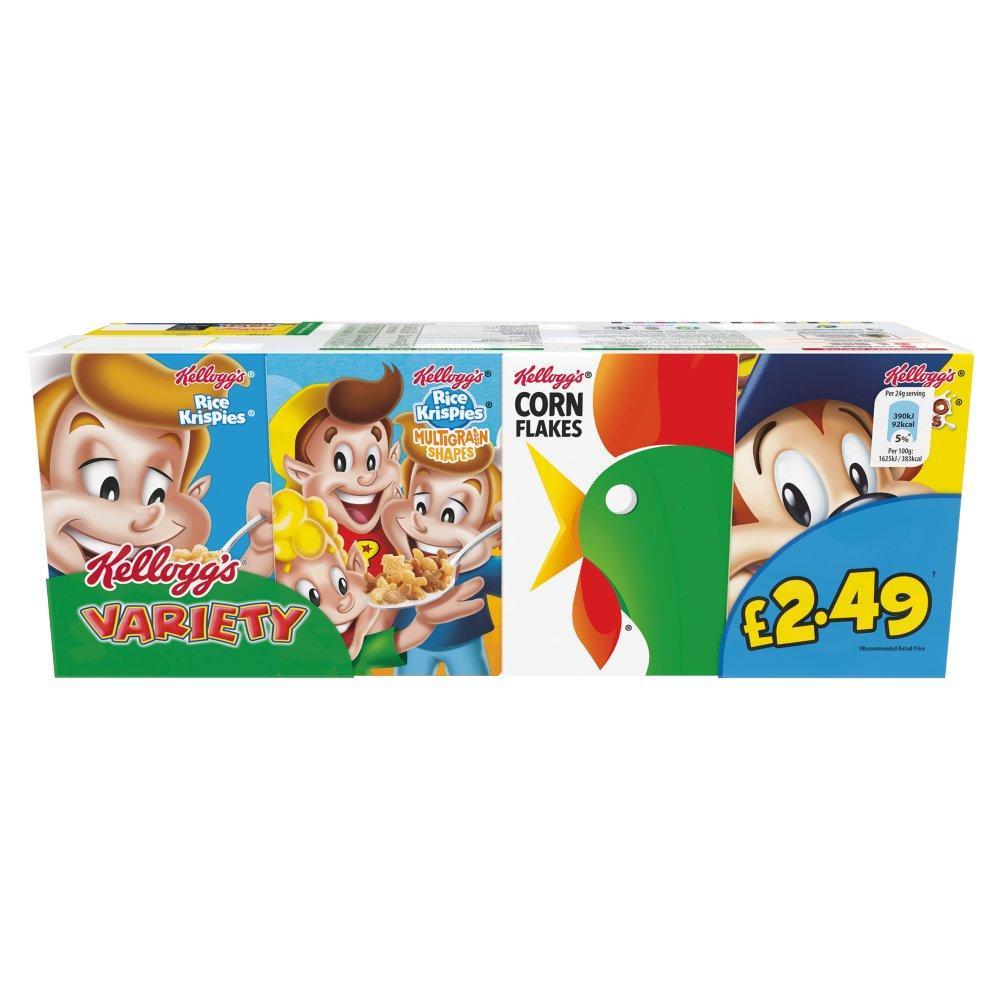 Kelloggs Variety 8 Pack