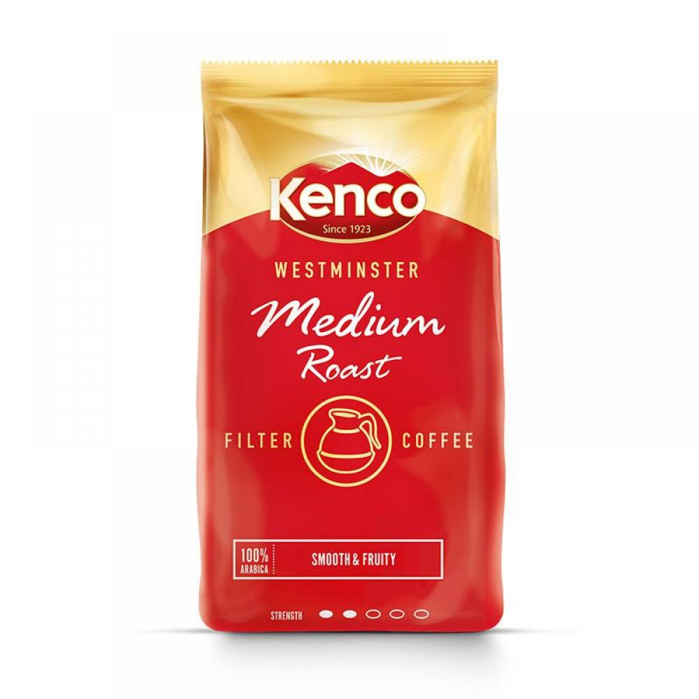 Kenco Westminster Medium Roast Filter Coffee 1Kg