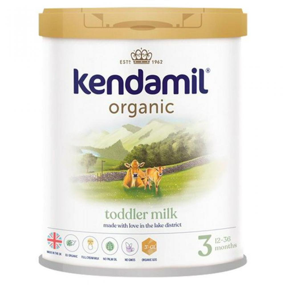 Kendamil Organic Toddler Milk Stage 3 800 g