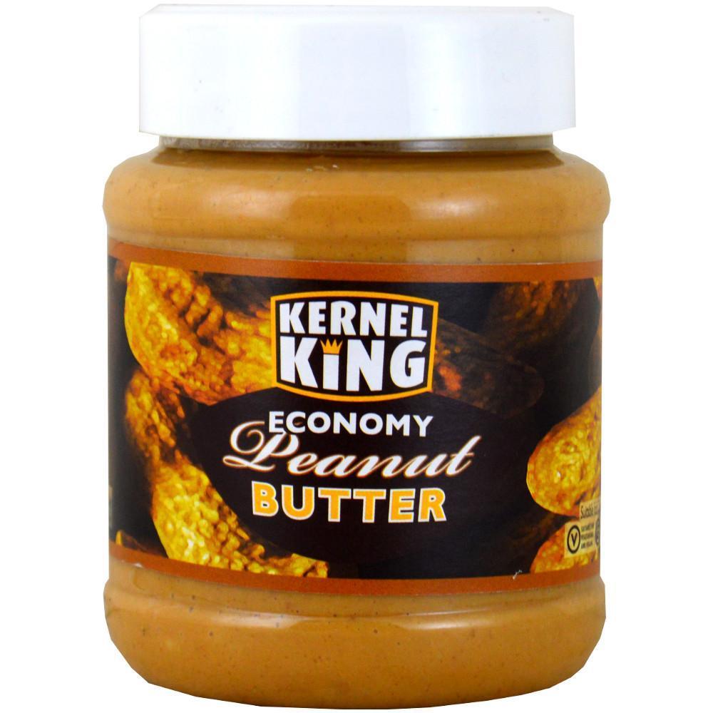 Kernel King Economy Peanut Butter 340g
