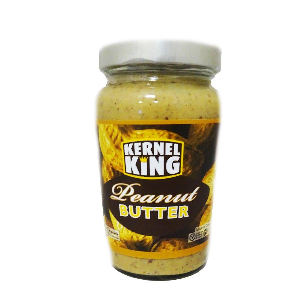 Kernel King Peanut Butter 340g
