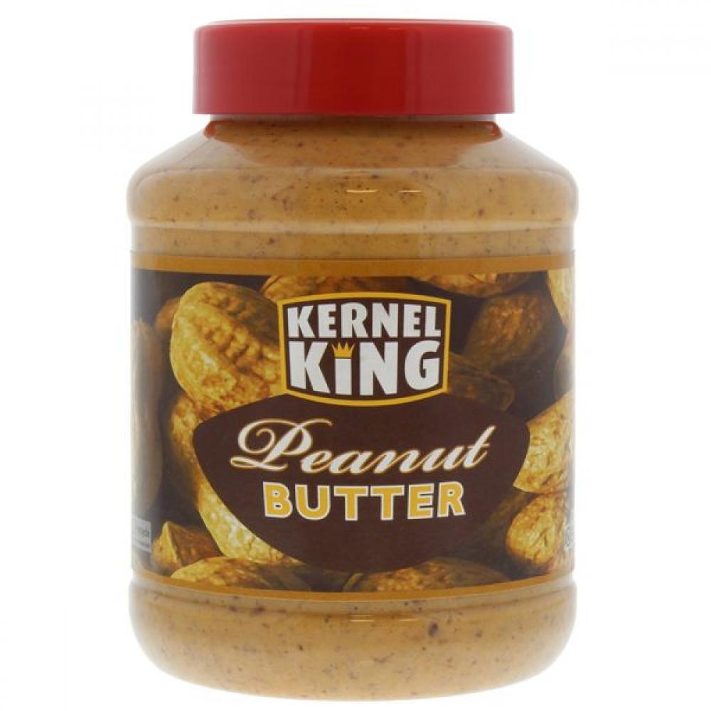 Kernel King Peanut Butter 600g