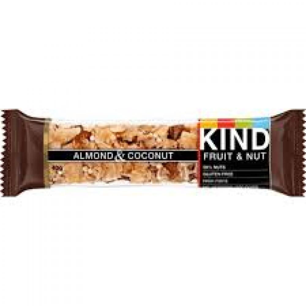 SALE  Kind Almond and Coconut Bar 40 g