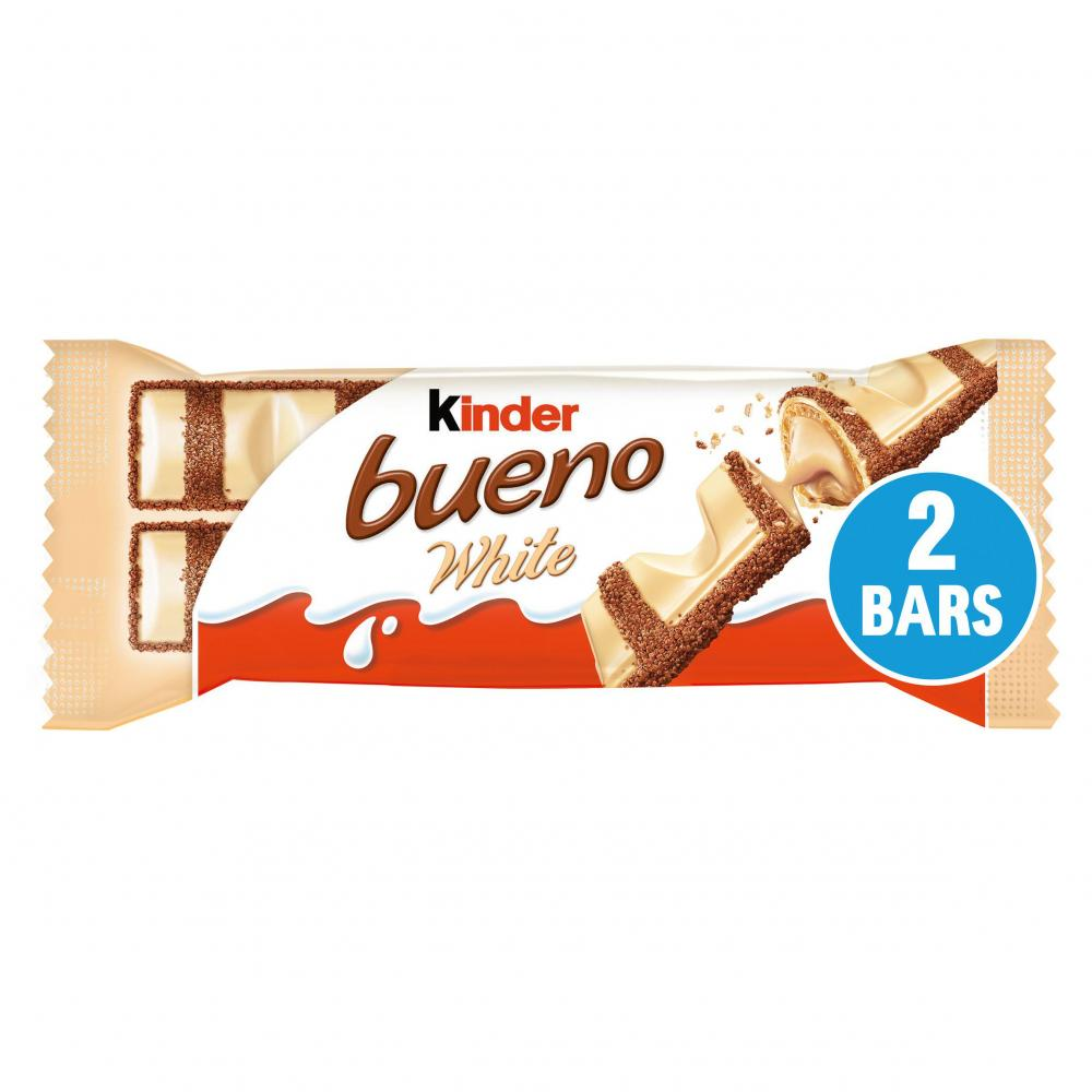 Kinder Bueno White Bar 39g