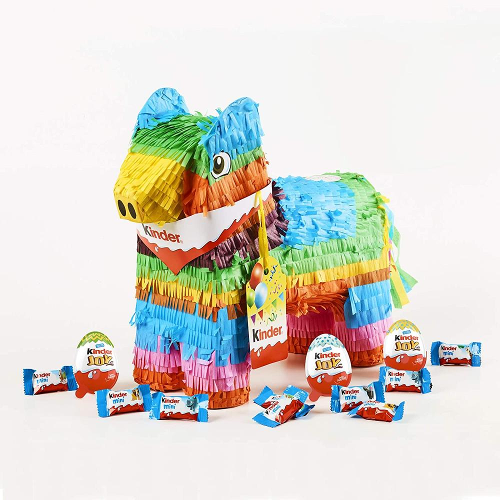 Kinder Chocolate Llama Pinata Kids Party Decoration