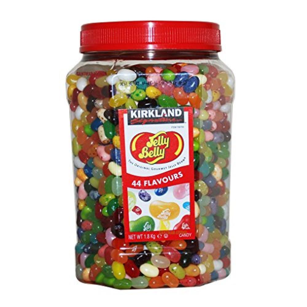 Kirkland Signature Jelly Beans Jar 44 Flavours 1.8kg