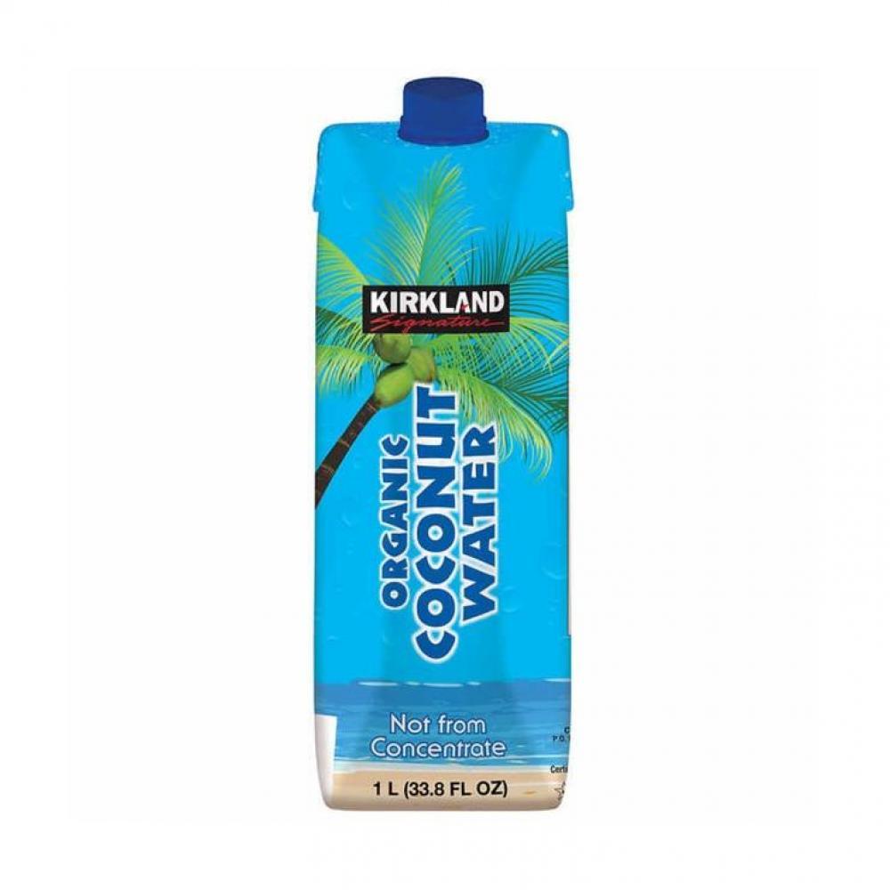 Kirkland Signature Organic Coconut Water 1 Litre