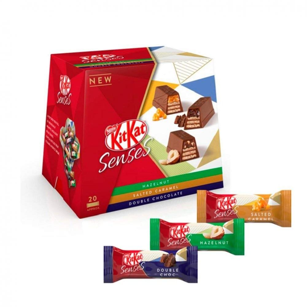 Kit Kat Senses Assorted Box 200g