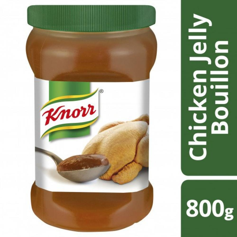 Knorr Chicken Jelly Bouillon 800g