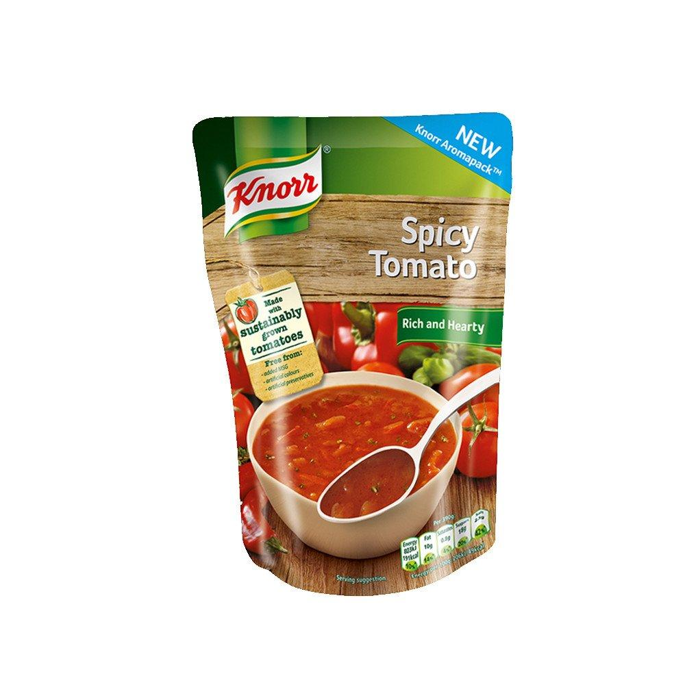 Knorr Spicy Tomato Sauce 390g