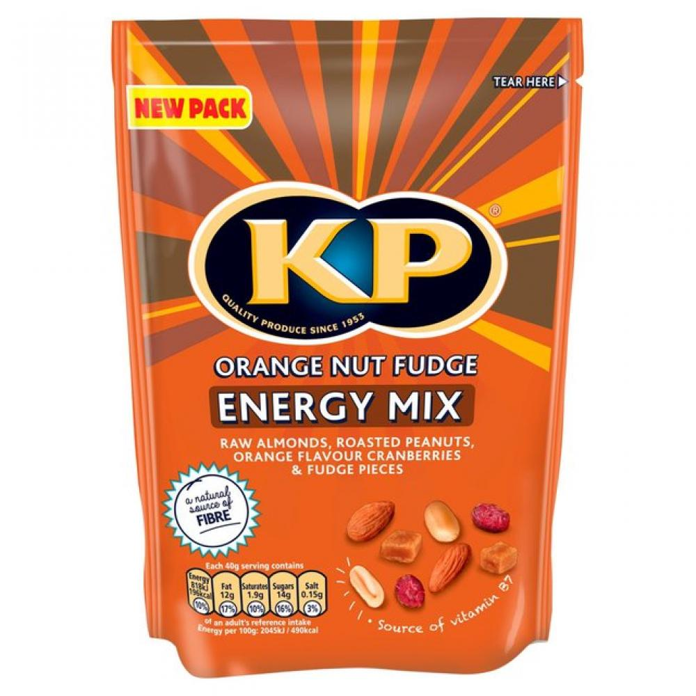 Kp Orange and Fudge Mix Nuts 120g