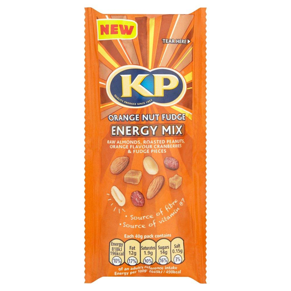 Kp Orange and Fudge Mix Nuts 40g