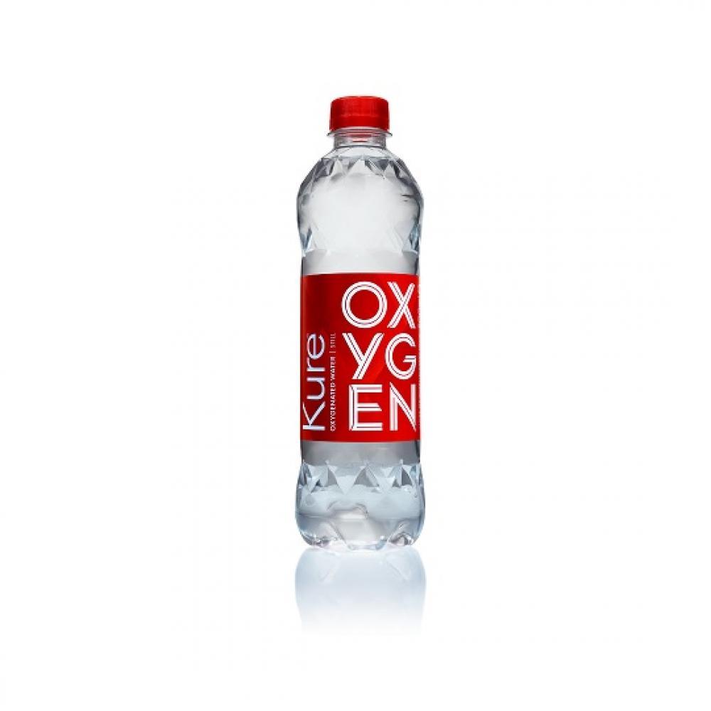 Kure Oxygenated Still Water 500ml