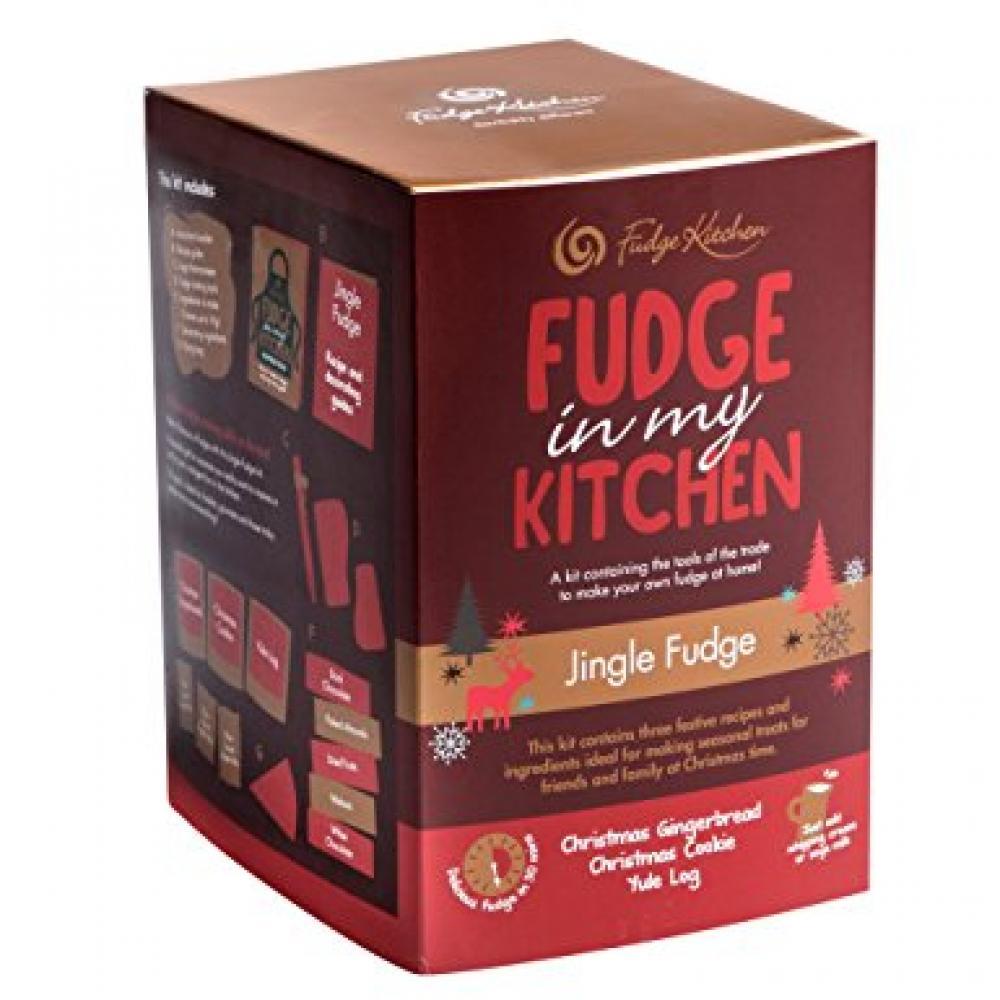 Fudge Kitchen Jingle Fudge Kit