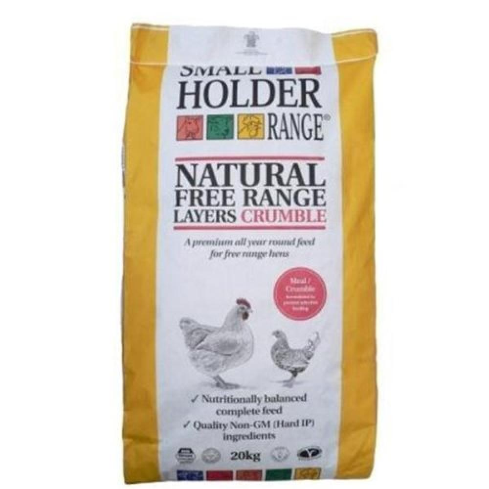 Small Holder Range Layers Crumble 20kg