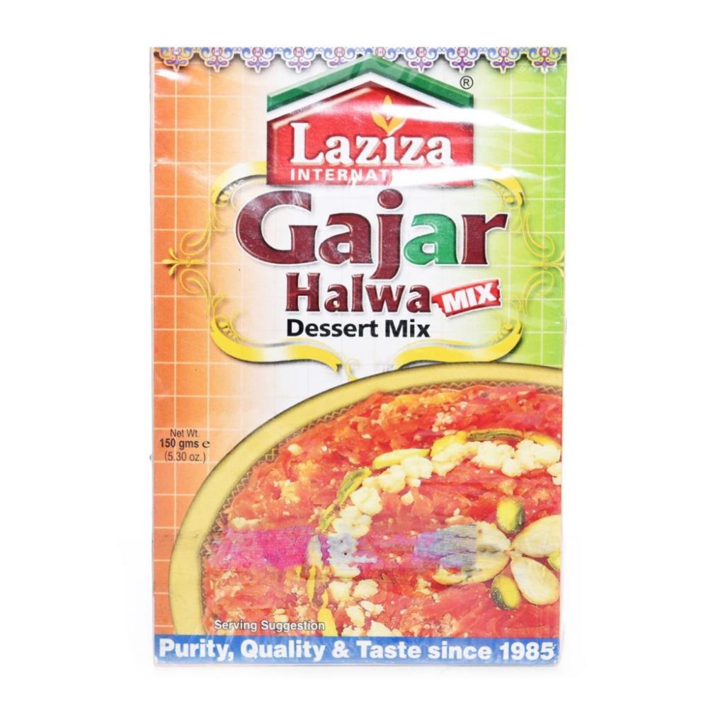 Laziza Gajar Halwa Dessert Mix 150g