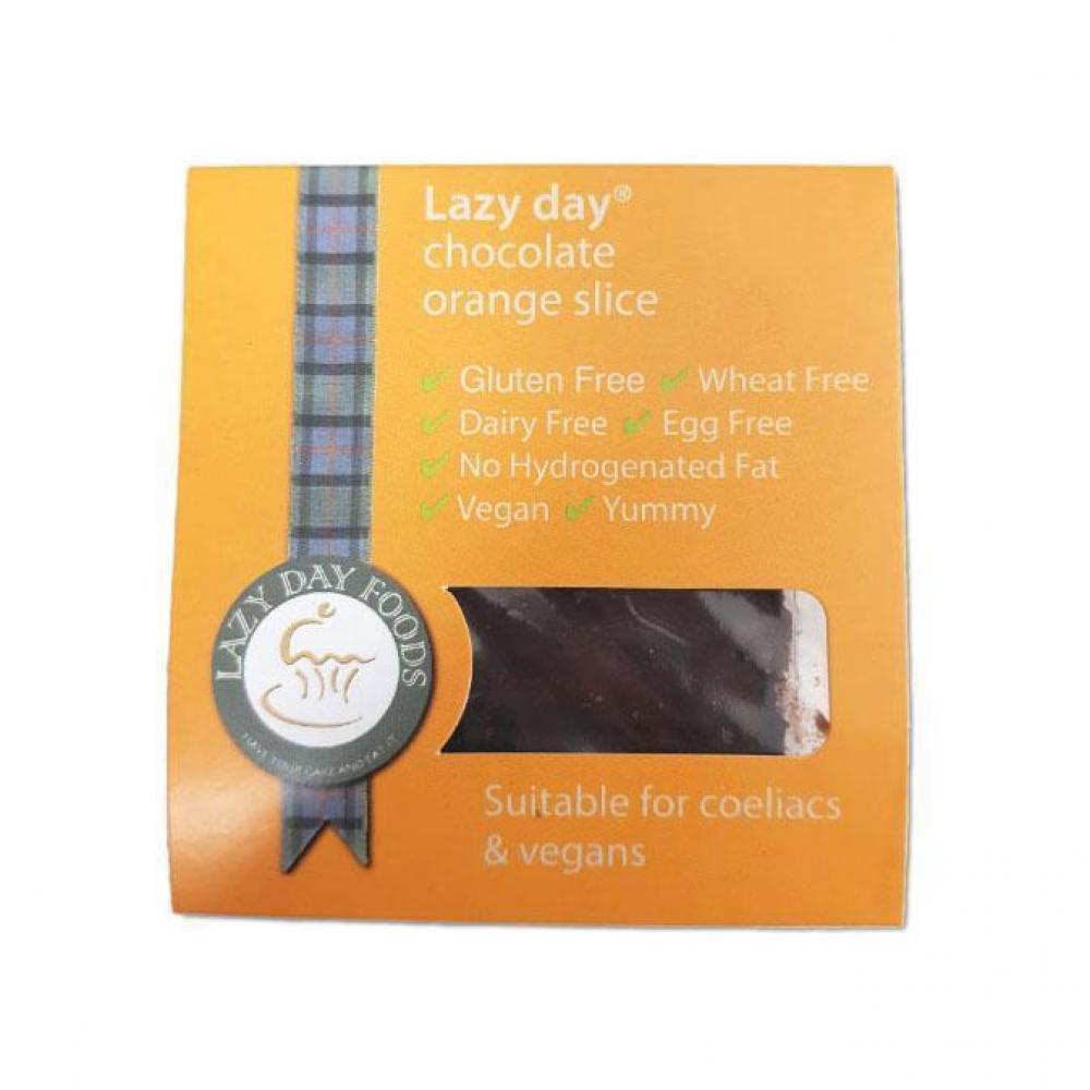 Lazy Day Chocolate Orange Slice 50g