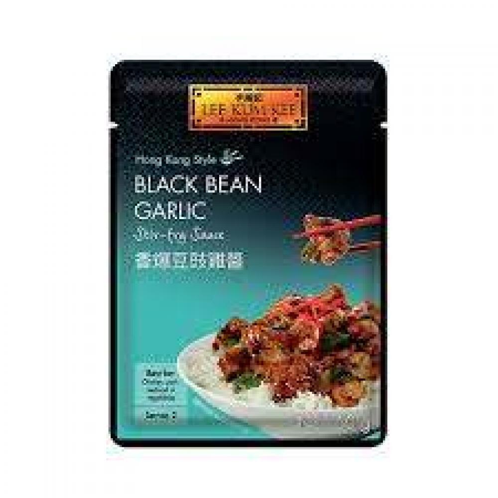Lee Kum Kee Black Bean Garlic Stir Fry Sauce 50g