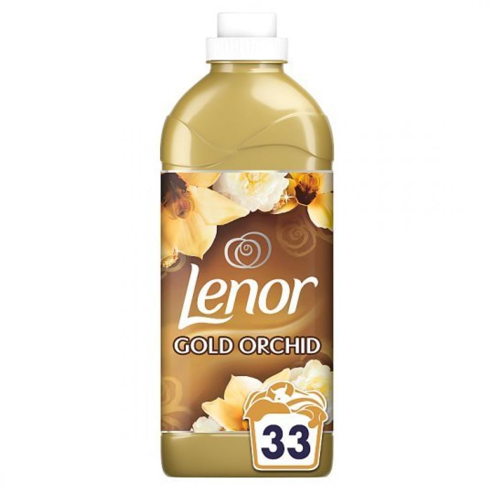 Lenor Gold Orchid Fabric Conditioner 1.155l 33 washes