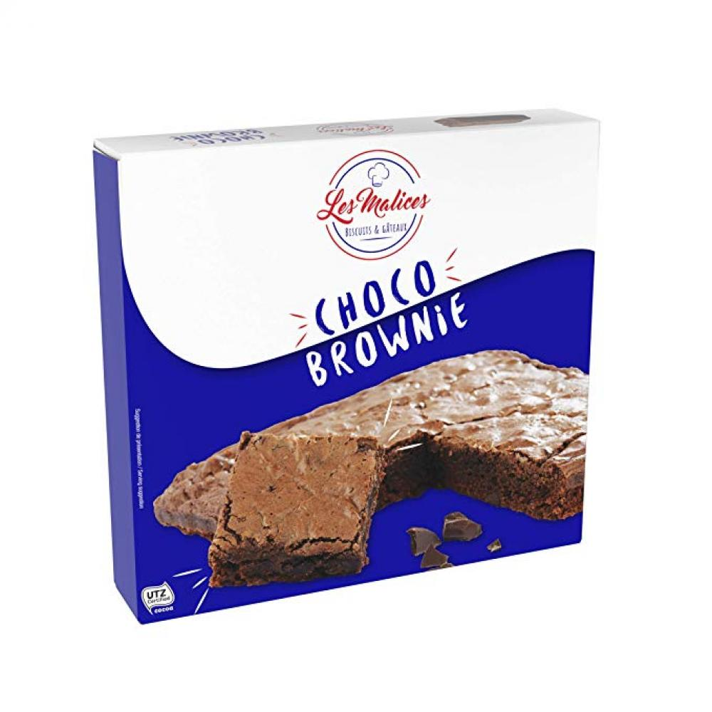 SALE  Les Malices Choco Brownie Family Size 285g